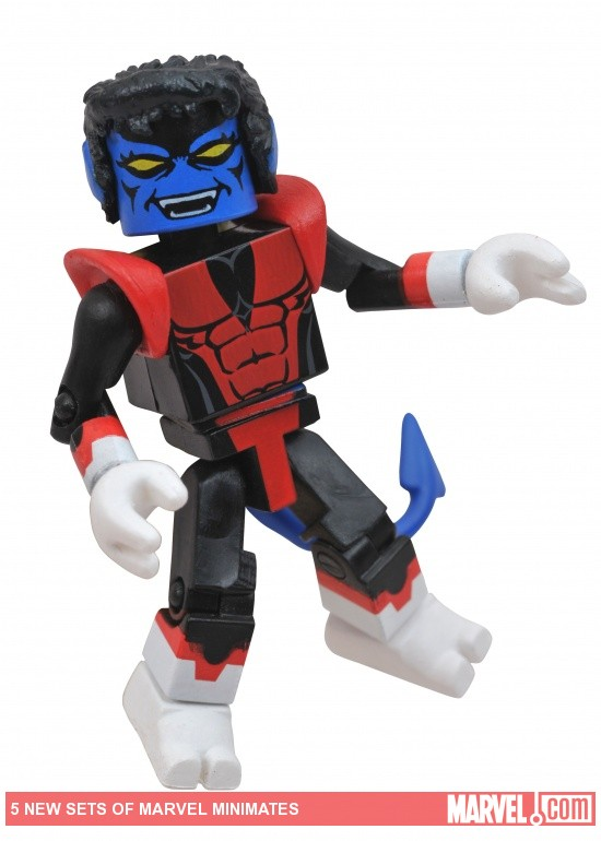 Nightcrawler Minimate by Diamond Select