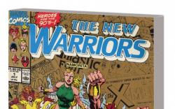 NEW WARRIORS CLASSIC VOL. 1 TPB
