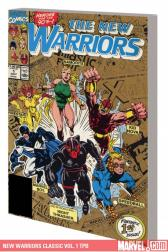 New Warriors Classic Vol. 1 (Trade Paperback)