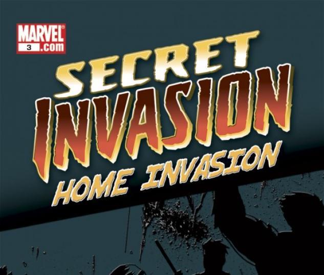 SECRET INVASION: HOME INVASION #3