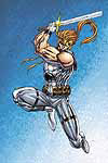 X-FORCE: SHATTERSTAR (2005) #1 COVER