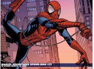 Marvel Adventures Spider-Man (2005) #37 Wallpaper