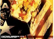 Captain America (1996) #12 Wallpaper
