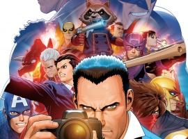 Ultimate Marvel vs. Capcom 3 Poster by Shinkiro