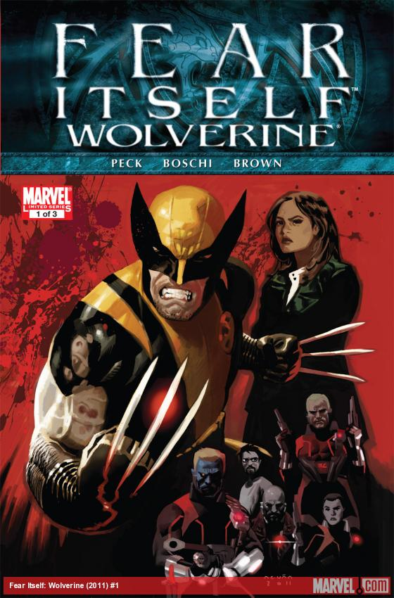 Fear Itself: Wolverine (2011) #1