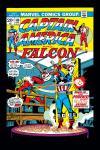 Captain America (1968) #168 Cover
