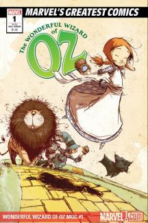 Wonderful Wizard of Oz MGC (2010) #1