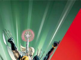 Astonishing X-Men #1 cover by John Cassaday