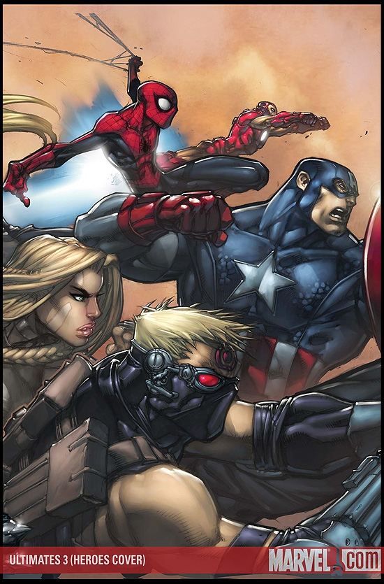 ULTIMATES 3 #1