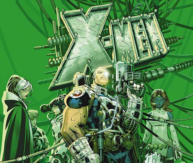 X-MEN (2008) #191 COVER