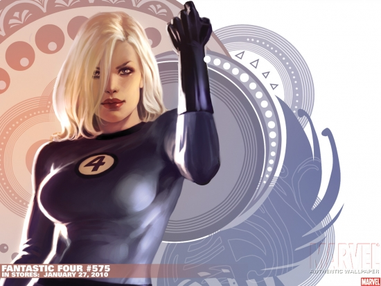 Fantastic Four (1998) #575 Wallpaper