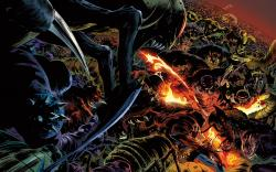 Fantastic Four #587 art by Steve Epting
