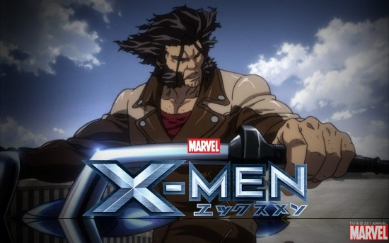 X-Men anime series wallpaper #7