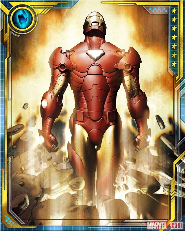 Iron Man in Marvel: War of Heroes