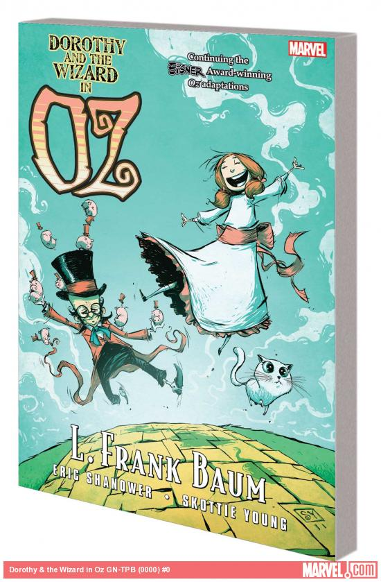 OZ: DOROTHY &amp; THE WIZARD IN OZ GN-TPB