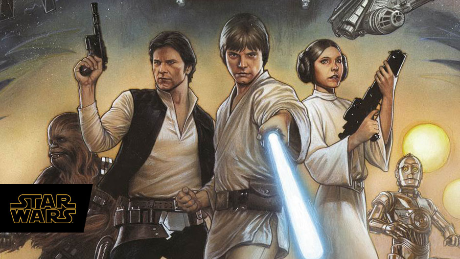 Star Wars: Episode IV A New Hope OGN
