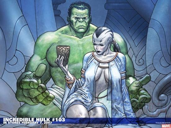 Incredible Hulk (1962) #103 Wallpaper