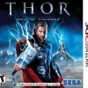 Thor: God of Thunder Nintendo 3DS box art