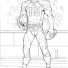 Tim Tebow by Todd Nauck