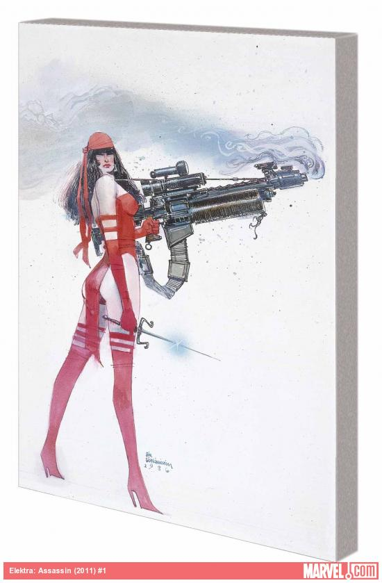 ELEKTRA: ASSASSIN TPB (NEW PRINTING)