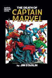 Marvel Graphic Novel 1: The Death of Captain Marvel #1