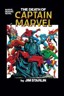 Marvel Graphic Novel 1: The Death of Captain Marvel #1