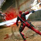 Deadpool lays waste to the competition in the Deadpool video game