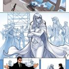 Uncanny X-Men #514 Preview Page
