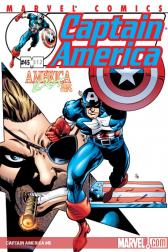 Captain America #45 