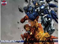 Iron Man: House of M (2005) #3 Wallpaper