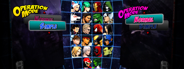 New Marvel vs. Capcom 3 Game Mode Details