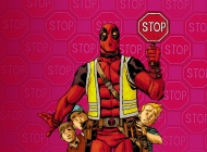 Deadpool #39 Wallpaper