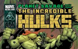 Incredible Hulks (2009) #625