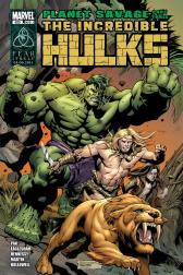 Incredible Hulks #625