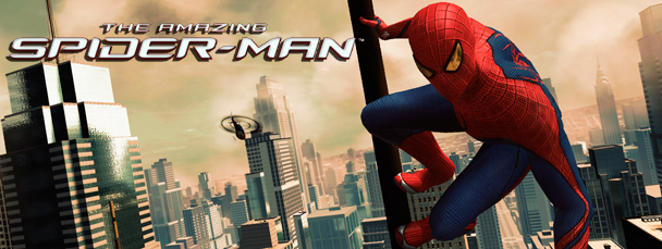 The Amazing Spider-Man Video Game вышла в тираж