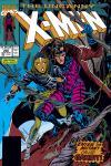 Uncanny X-Men (1963) #266 Cover
