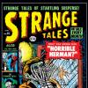 Strange Tales (1951) #14 Cover