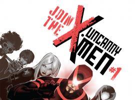Uncanny X-Men #1 cover art by Chris Bachalo