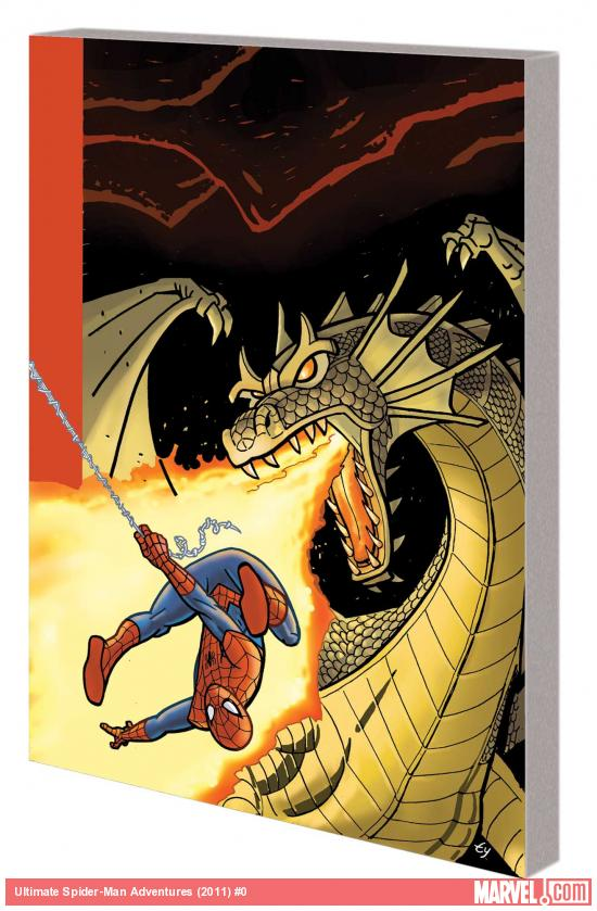 MARVEL UNIVERSE ULTIMATE SPIDER-MAN VOL. 2 DIGEST