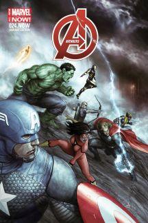 Avengers #24  (Alessio Variant)