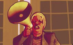 Marvel AR: Pro-Mutant Protest Song