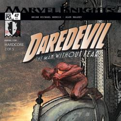 Daredevil Vol. 7: Hardcore (2003)