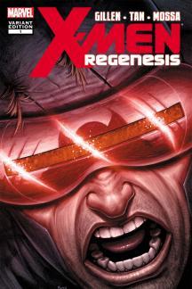 X-Men: Regenesis (2011) #1 (Hollowell Variant)