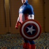 Costoberfest 2011 - Rex as Captain America