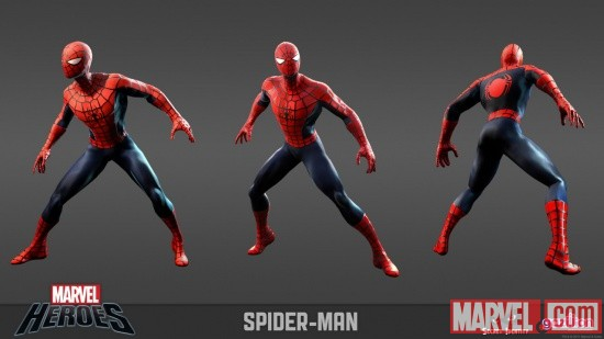 Spider-Man: Marvel Heroes