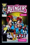 Avengers (1963) #276 Cover