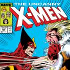 Uncanny X-Men (1963) #222 Cover