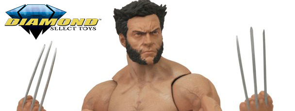 Wolverine Marvel Select Premiere Figure