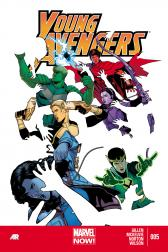 Young Avengers #5 