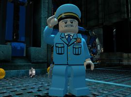 General Thaddeus 'Thunderbolt' Ross is ready for action in LEGO Marvel Super Heroes